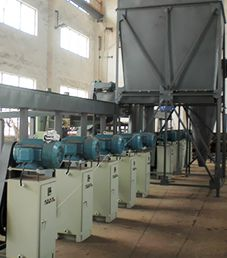 Photo Display of Briquetting Machine
