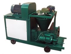 Buy BBQ charcoal Briquetting Machine From AGICO