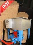 Hydraulic Briquette Press
