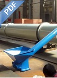 Rotary Drum Type Flash Drier