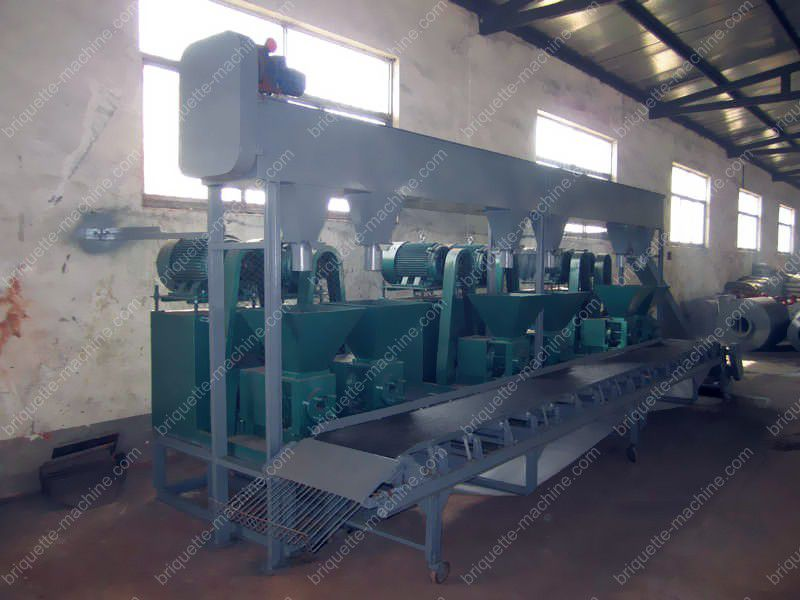 Bricket Machine Plant