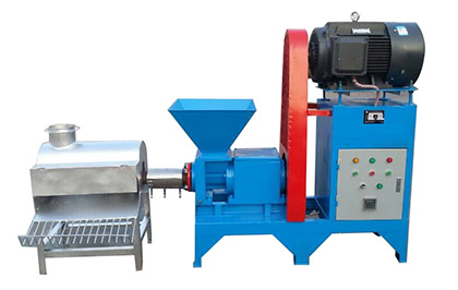 GCBA-I Briquette Machine