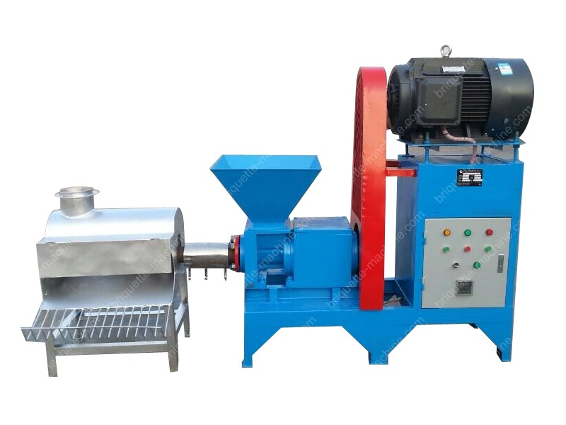 Bricket Making Machine