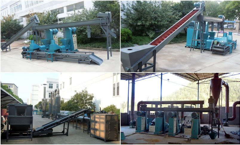 Briquette Manufacturing Plant Projects