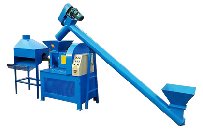 GCBA-II Briquette Machine