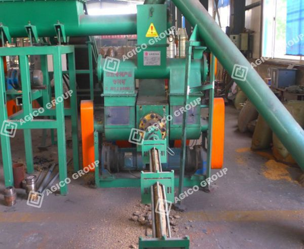 Punching Briquette Press Plant