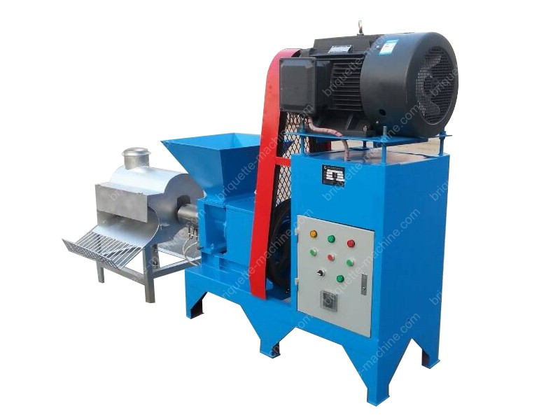 wood bricket making machine