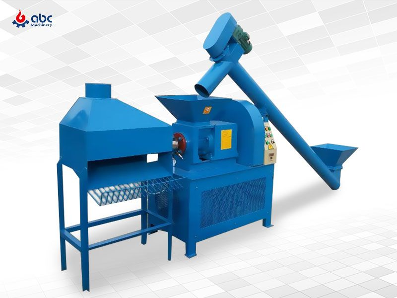 Wood Briquette Maker ~ The best briquetting machine for sale reliable manufacturer