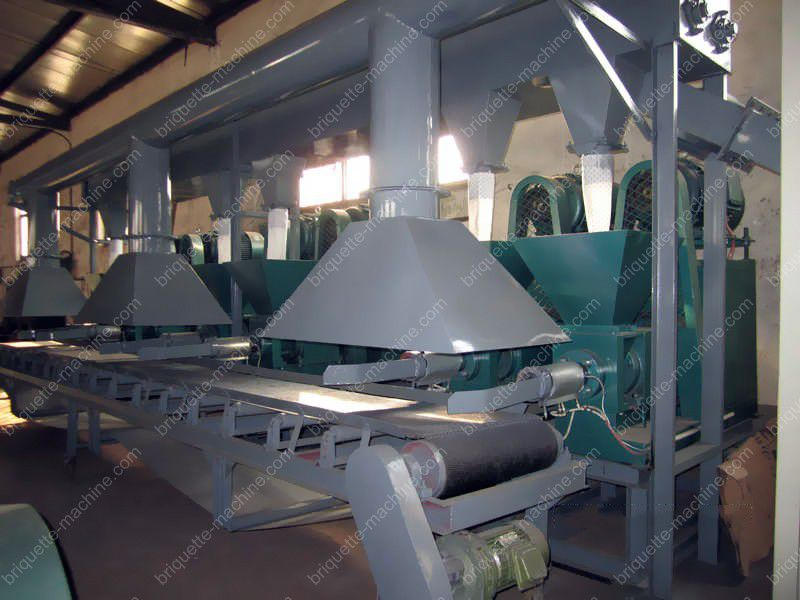 briquette machine plant project