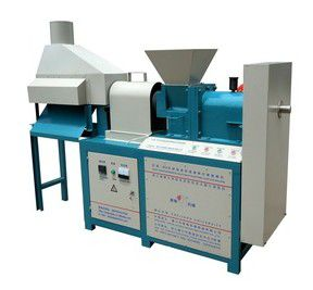 Can briquette machine be used in