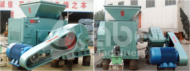 coal briquette press for sale at factory price - low cost, high quality