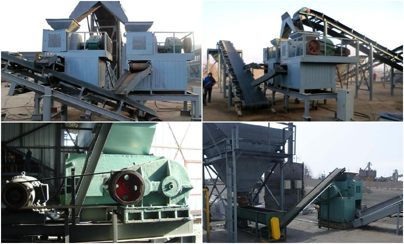 coal charcoal briquetting projects