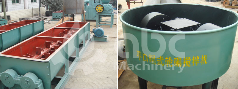 coal charcoal mixing machine for sale