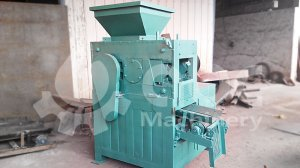 4 t/h Coal Briquette Production Line Exported to India