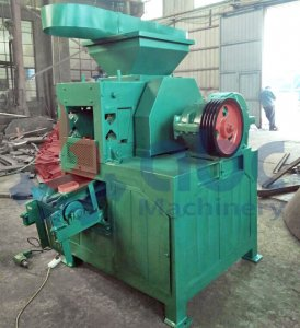 Coal Briquetting Press Exported to Thailand