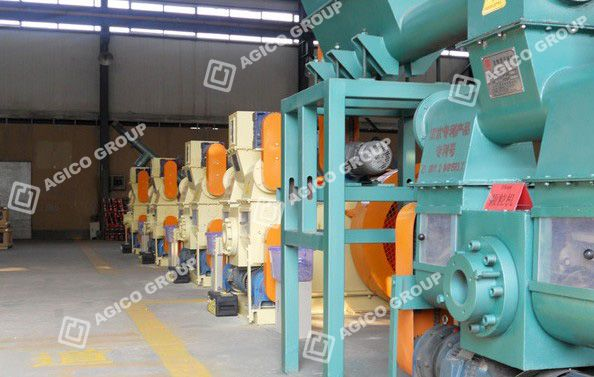 Briquette Press Machine Factory