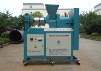 fuel briquette press
