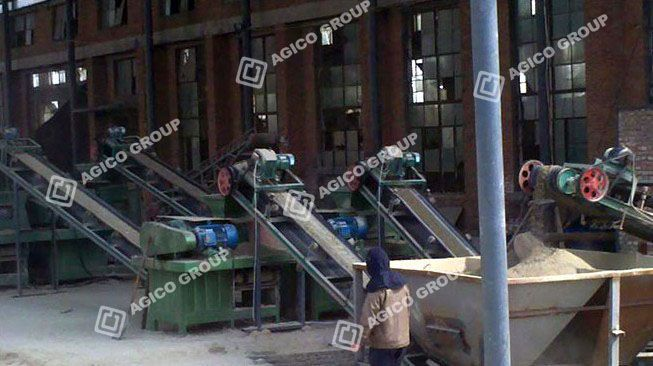 Shandong GEMCO Briquette Machine Production Line