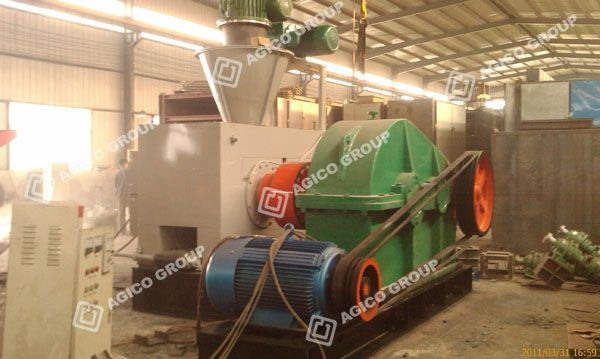 lime briquetting press