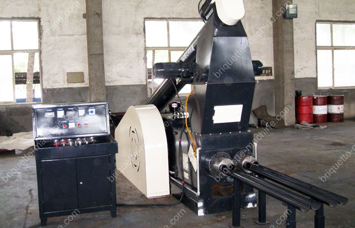 new punchhing briquette machinery