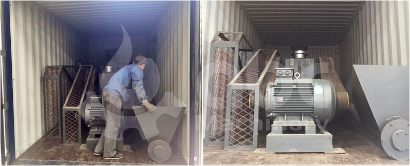 rice hull briquette press machine for sale at low price
