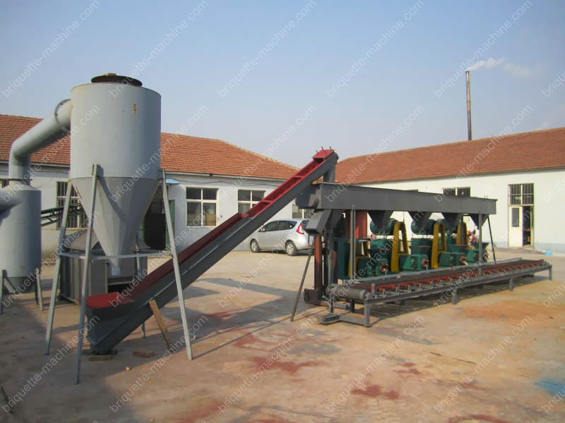 Sawdust Briquettes Plant Projects