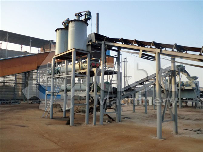 start industrial charcoal briquetting plant
