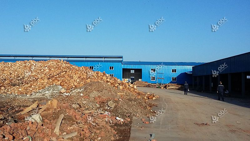 wood briquette manufacturing project - factory design