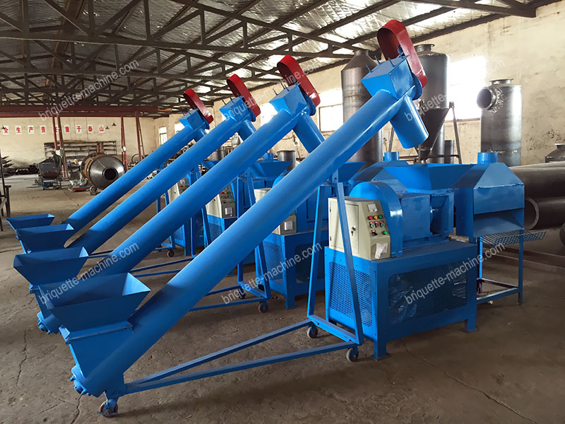 wood briquetting machine supplier, factory price