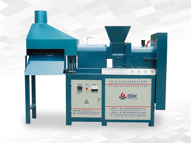 wood briquetting machine supplier