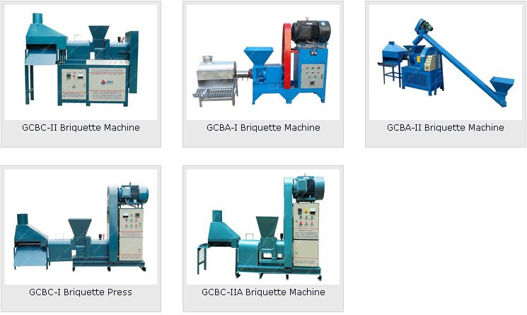 wood briquetting machinery